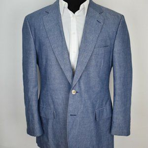 Brooks Brothers Suits & Blazers - 43R 44R Brooks Brothers Madison Light Blue BLAZER
